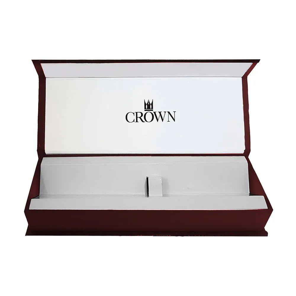 Caneta esferográfica regent YW29422N Crown