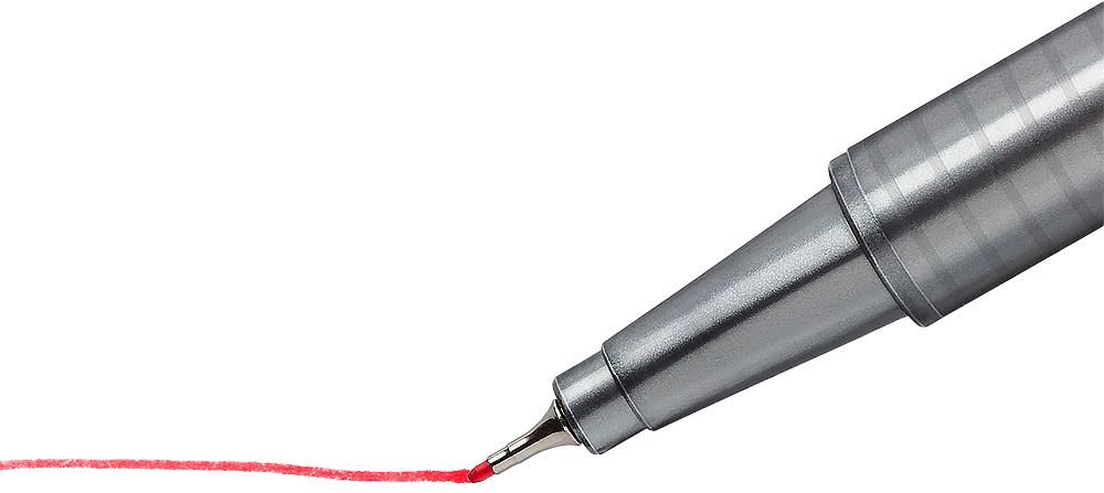 Caneta Hidrográfica 0.3 10 cores triplus fineliner Staedtler