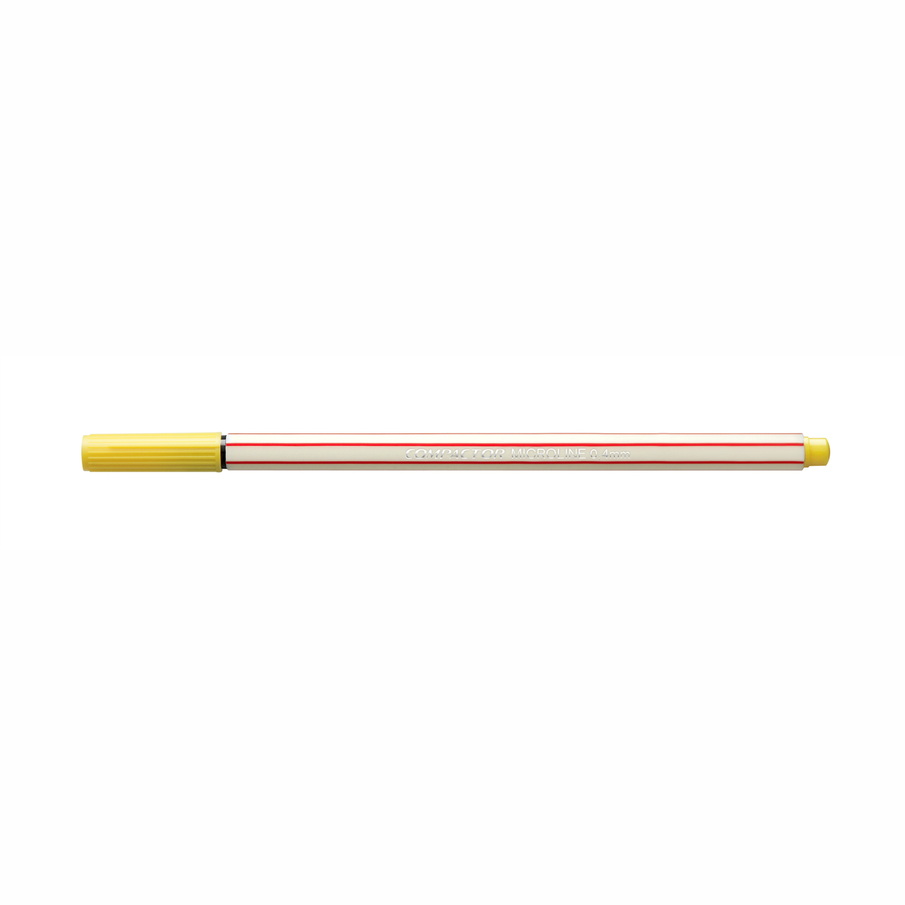 Caneta Hidrográfica 0.4 amarelo MICROLINE Compactor