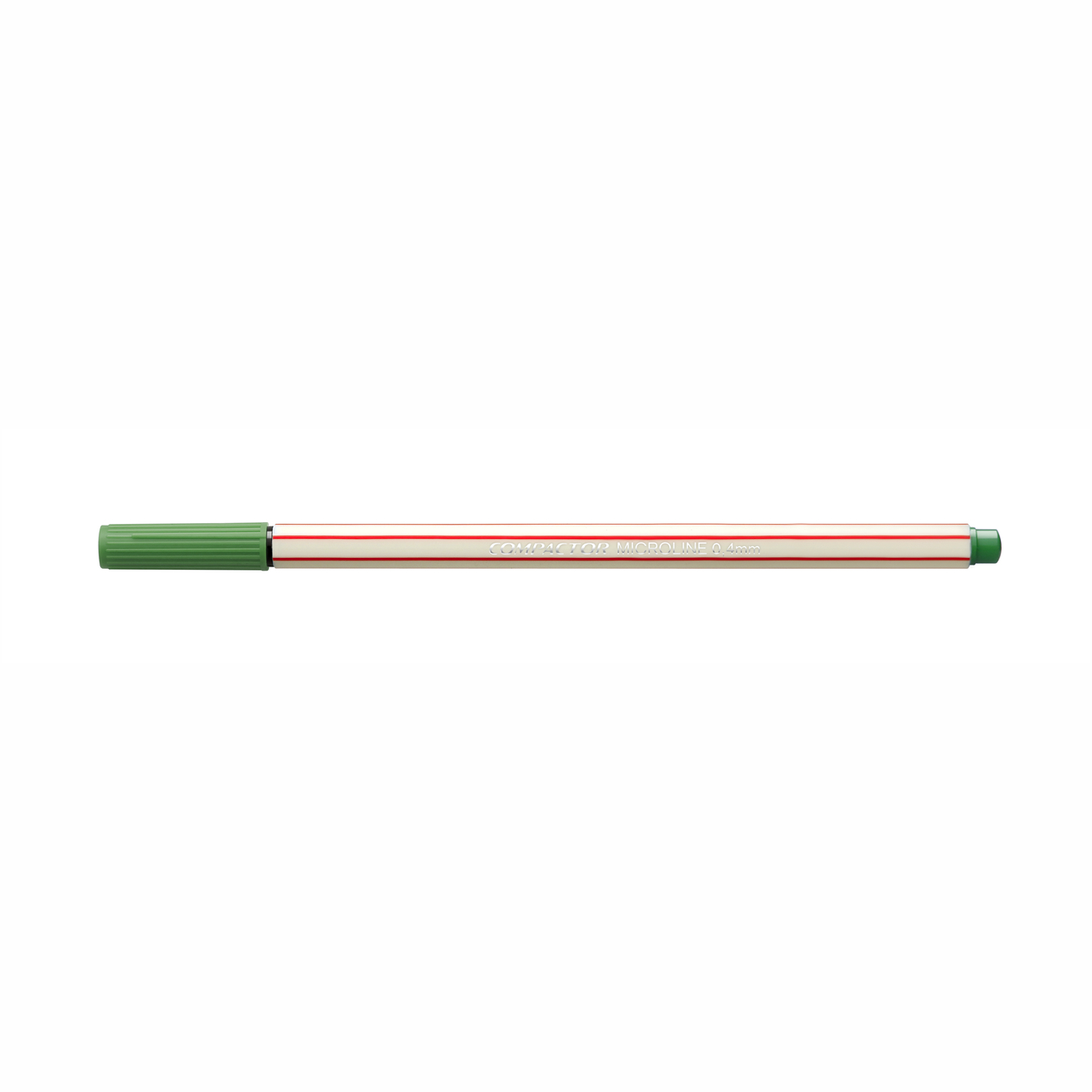 Caneta Hidrográfica 0.4 verde MICROLINE Compactor