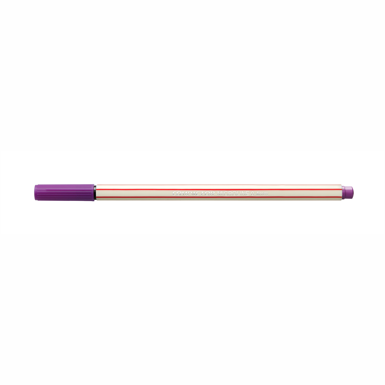 Caneta Hidrográfica 0.4 violeta MICROLINE Compactor