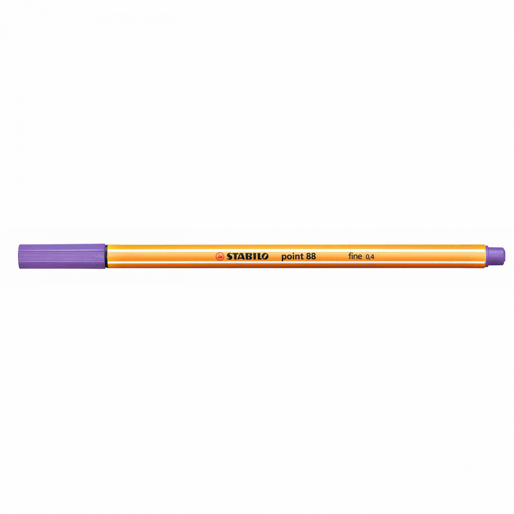 Caneta Hidrográfica 0.4 violeta POINT 88 Stabilo