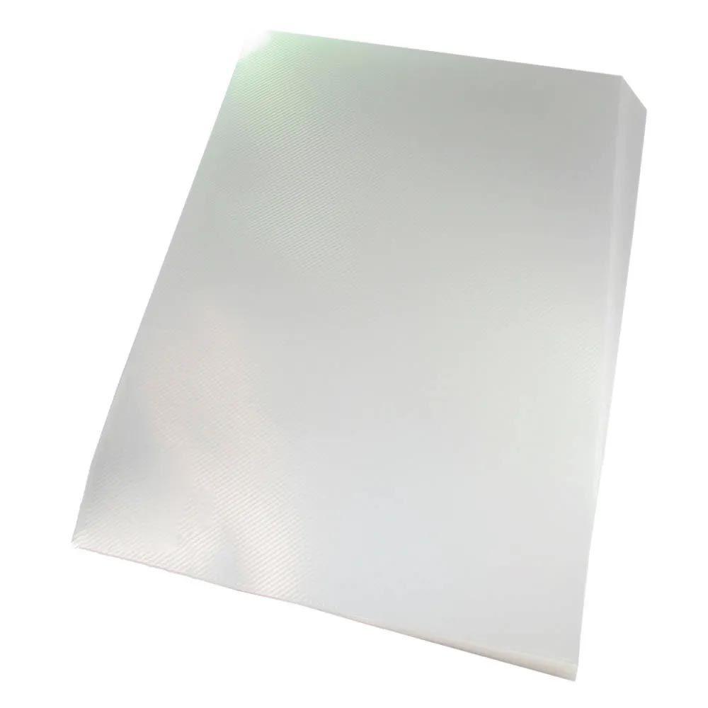 Capa encadernação A4 100 folhas cristal
