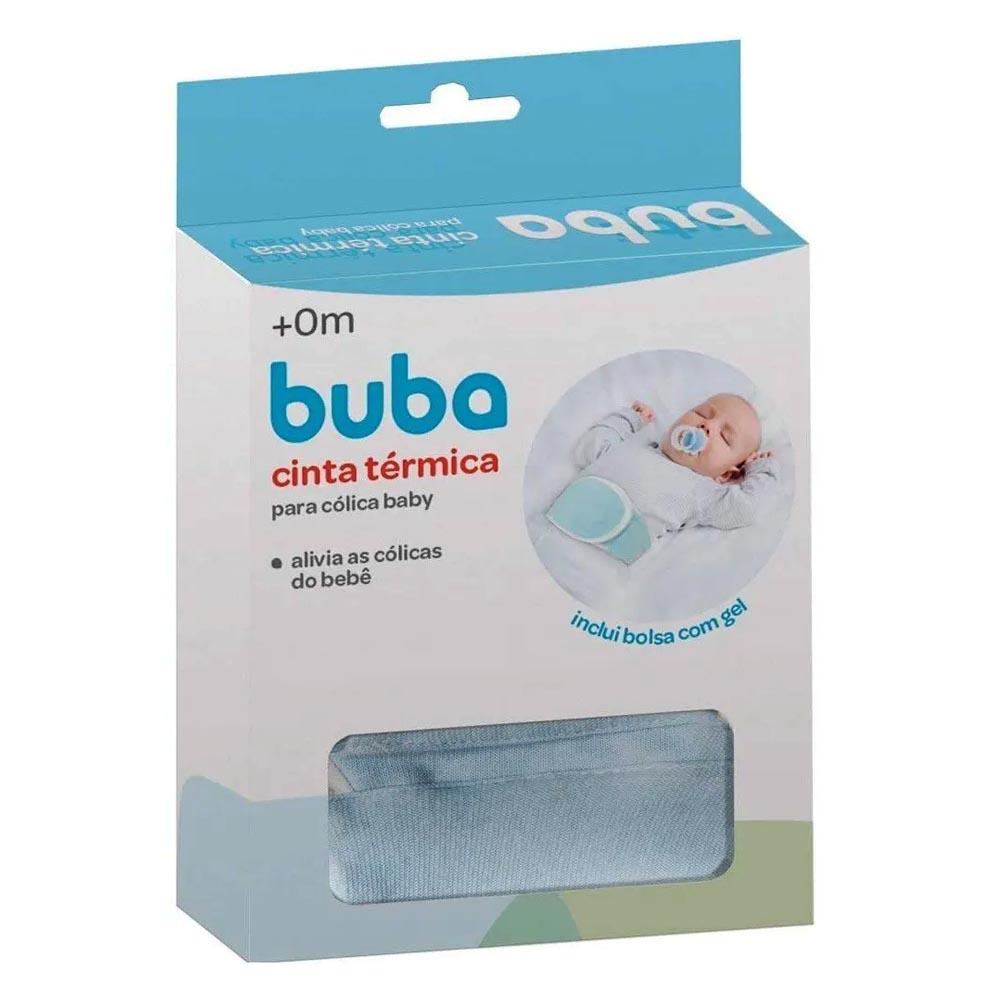 Cinta térmica para cólica azul Buba Baby