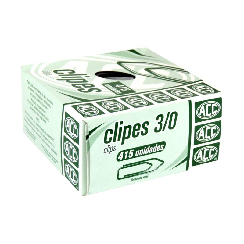 Clips 3/0 galvanizado 415 un Acc