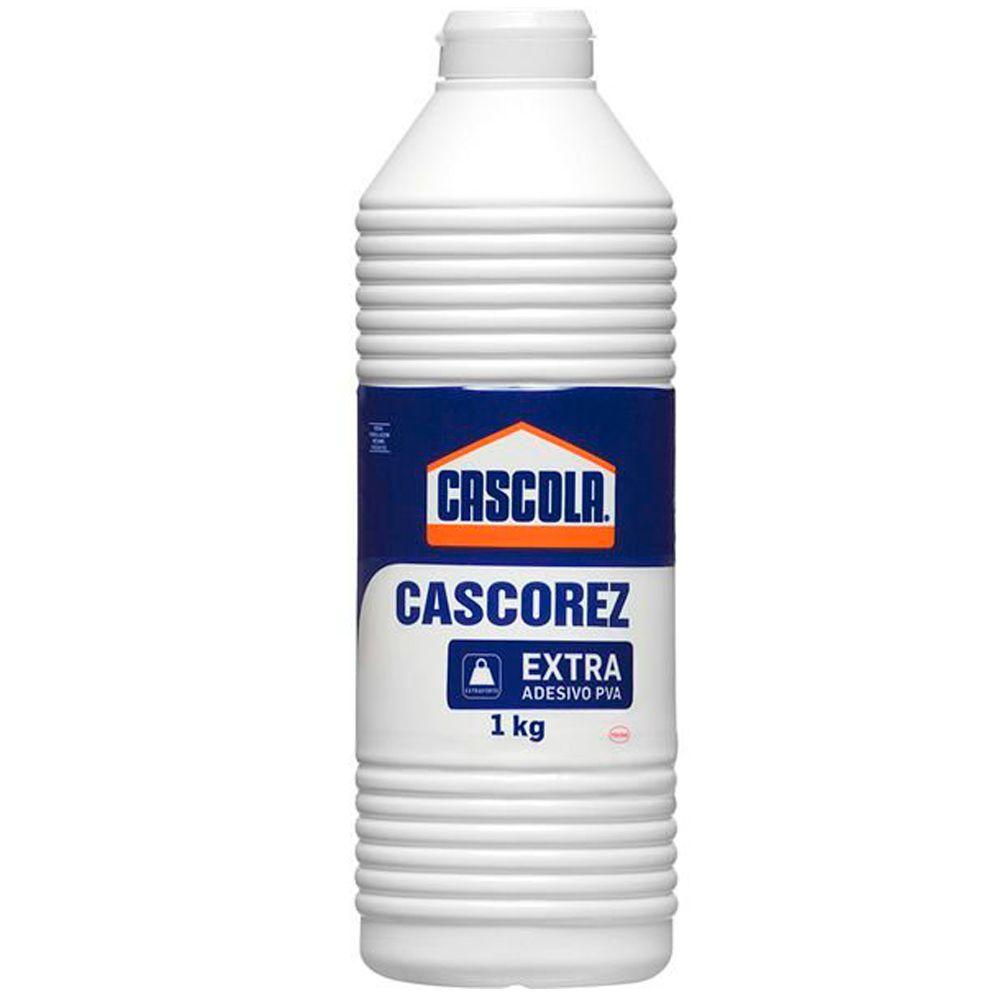 Cola branca 1000g extra pva Cascola