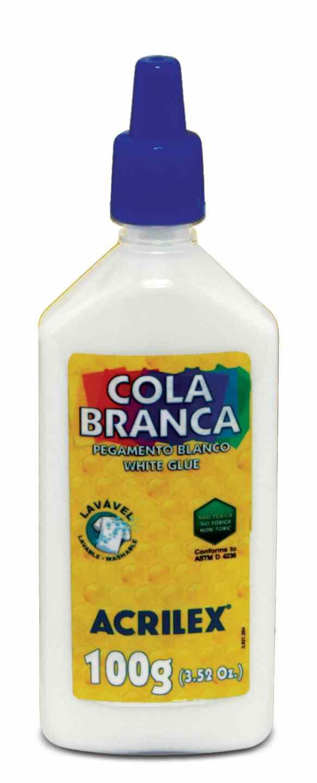 Cola branca 100g Acrilex