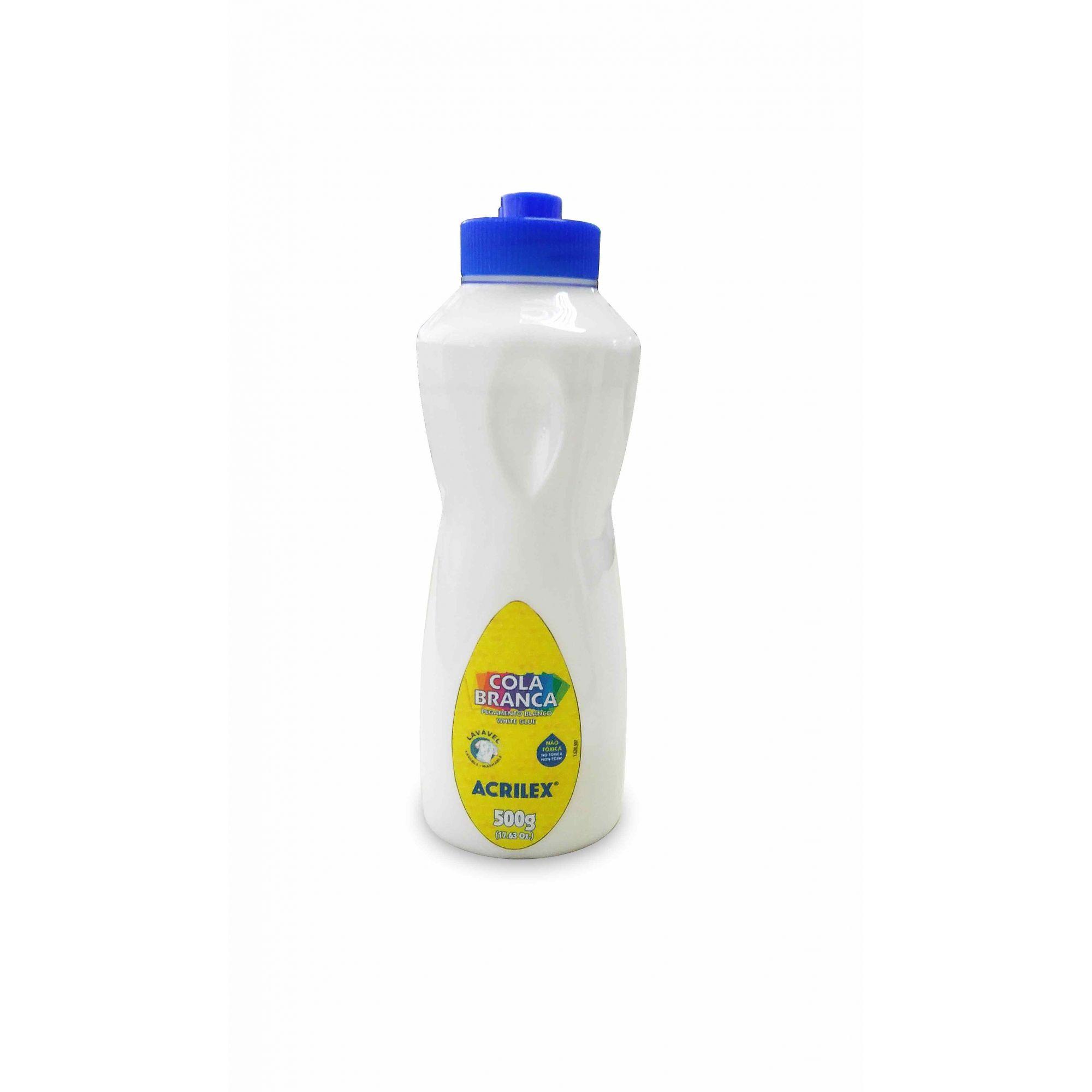Cola branca 500g Acrilex