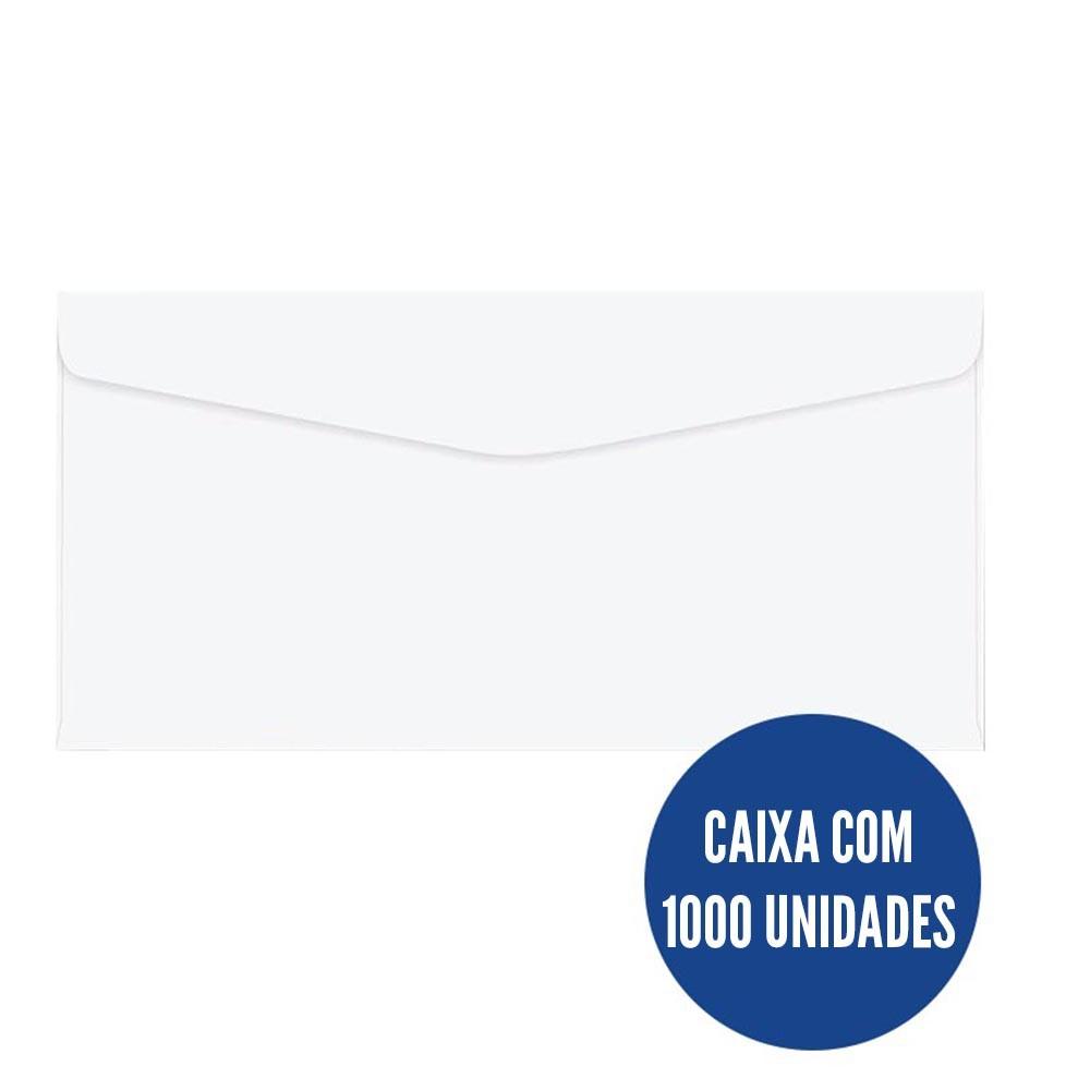 Envelope carta sem cep 11,4x16,2cm 1000 un Scrity