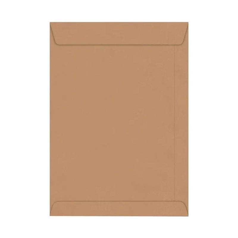 Envelope kraft 20x28cm Ipecol