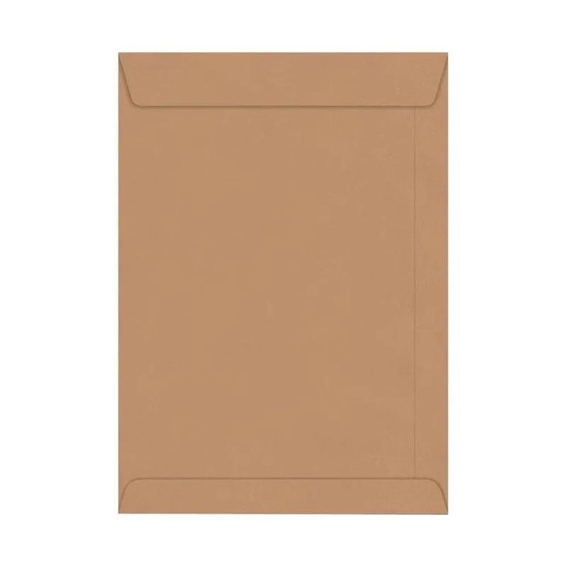 Envelope kraft 17,6x25cm Ripom