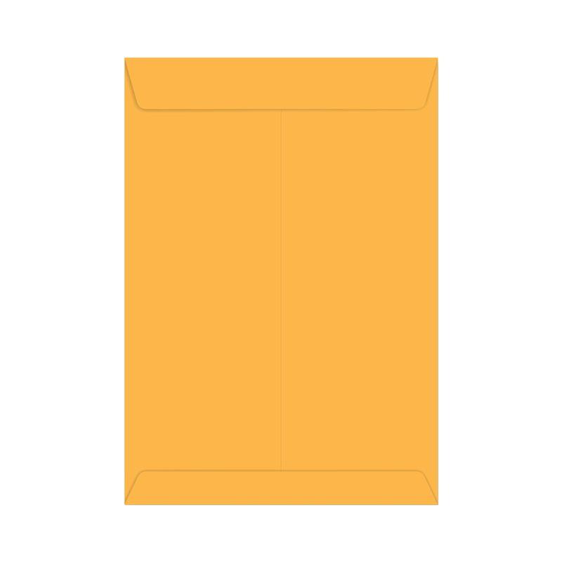 Envelope ouro 20x28cm Ipecol
