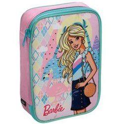Estojo escolar box barbie Foroni