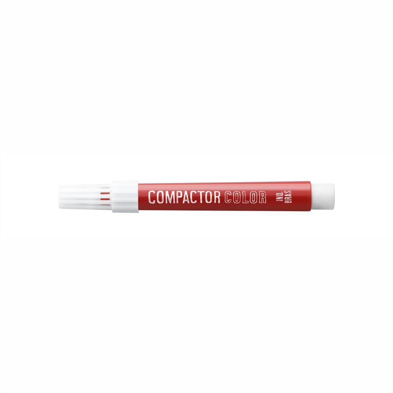 Hidrográfica vermelho Color Compactor