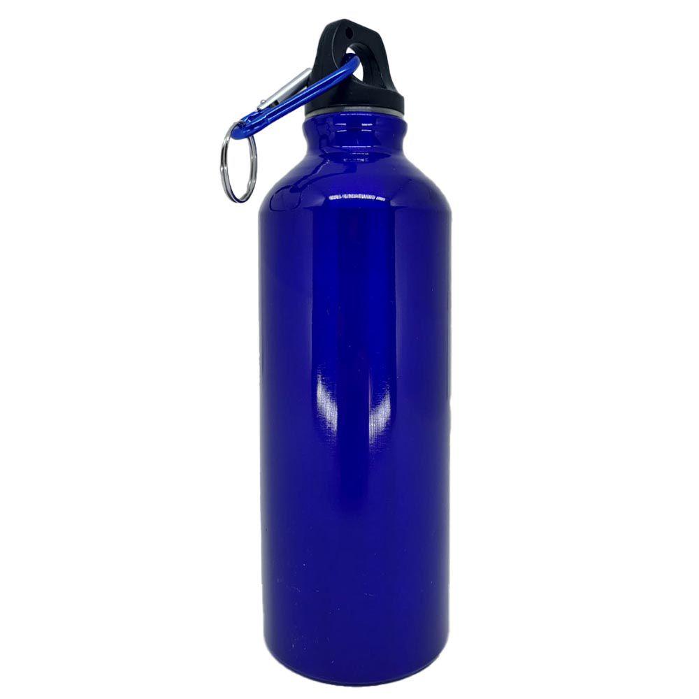 Kit garrafa alumínio 500 ml 12 un Abbmix