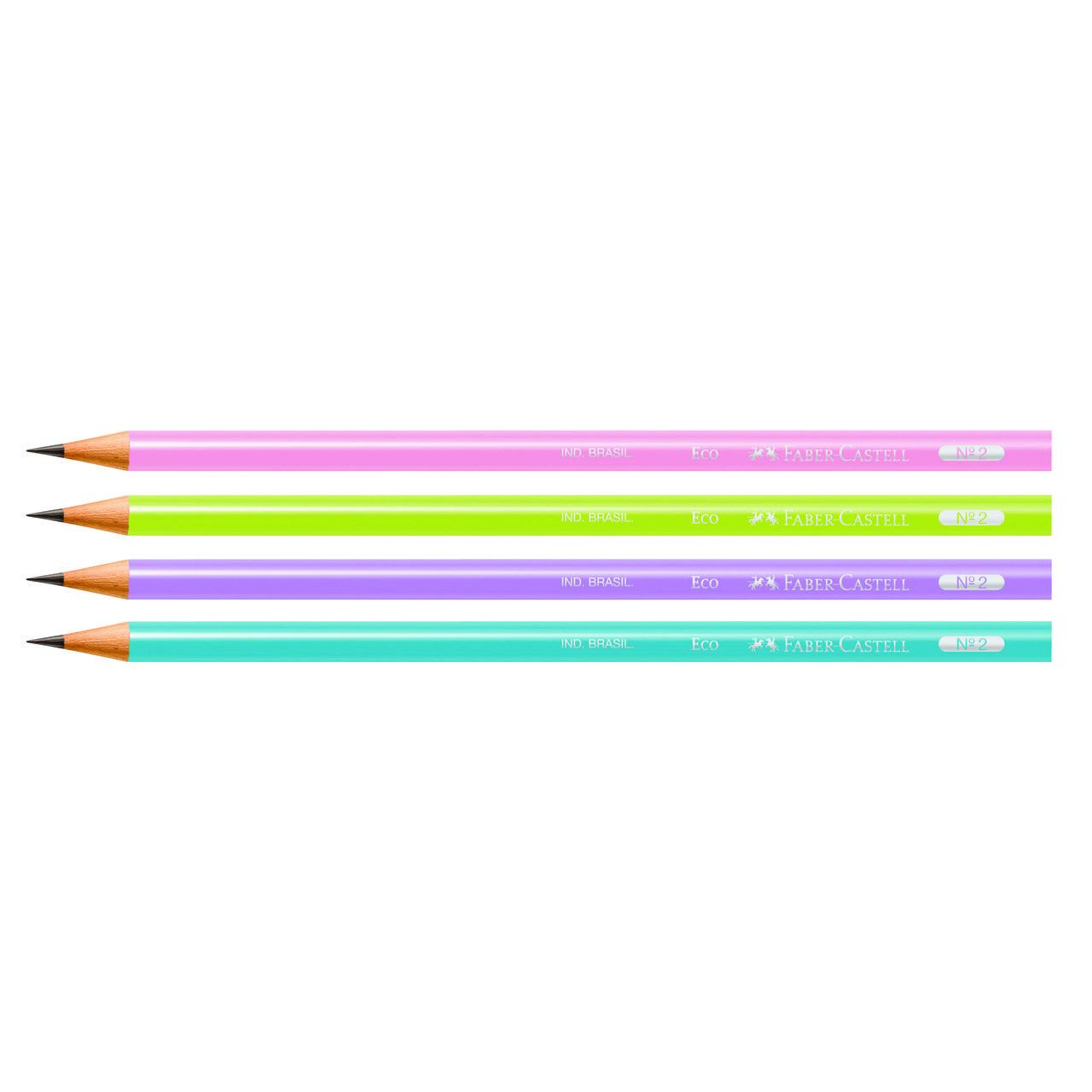 Lápis preto MAX colors Faber-Castell