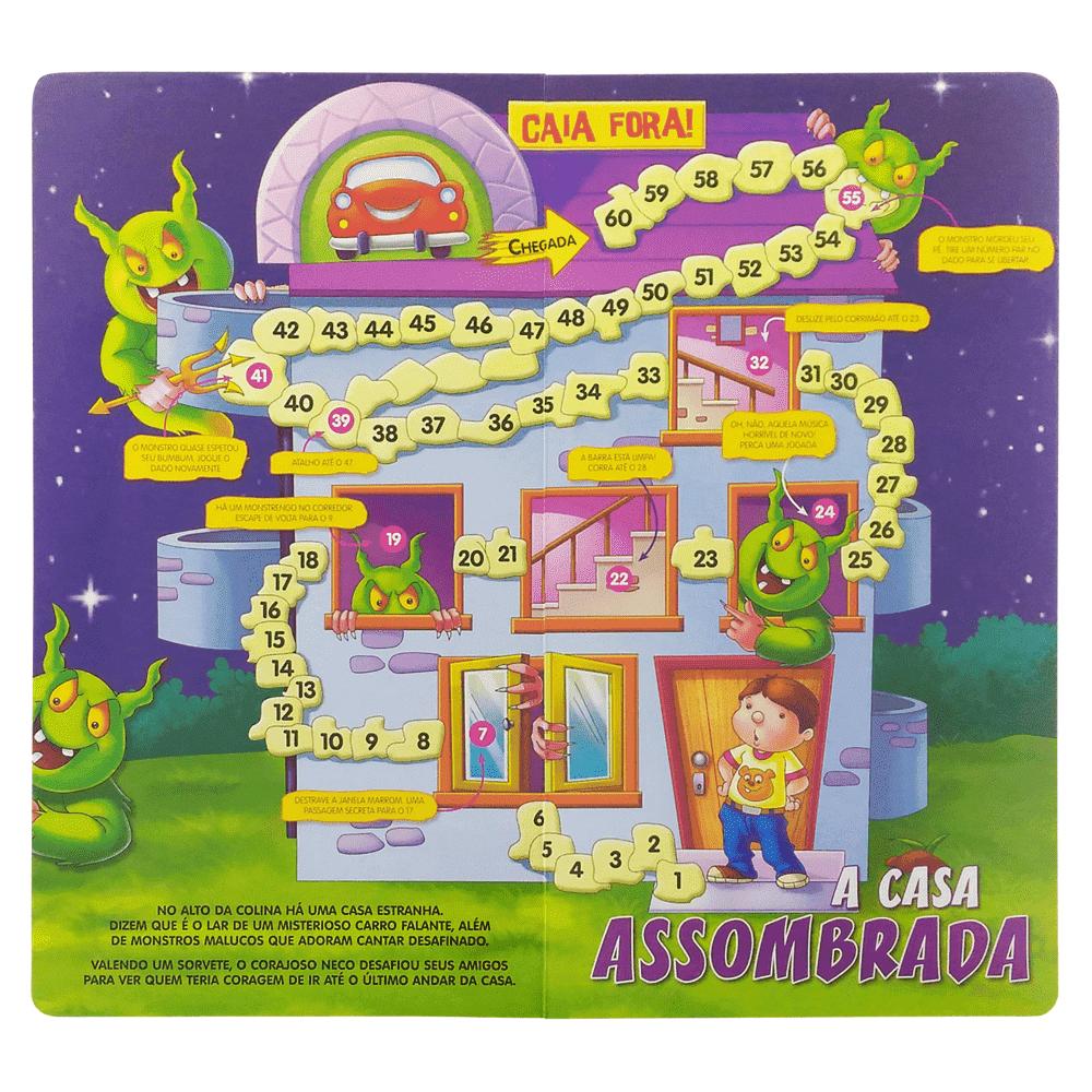 Livro infantil meu livro de jogos para meninos Todolivro