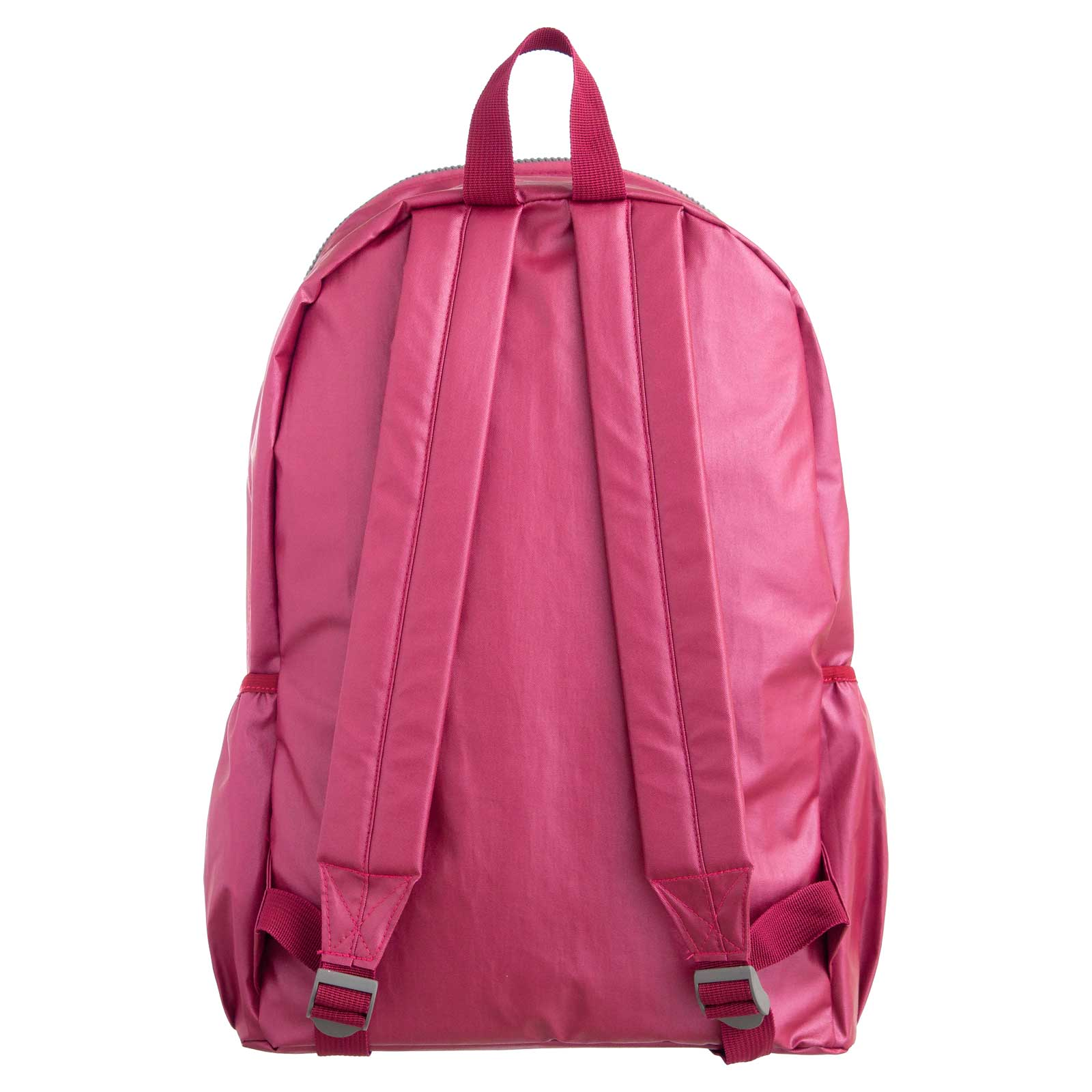 Mochila escolar metalizada rosa YS41016 Convoy