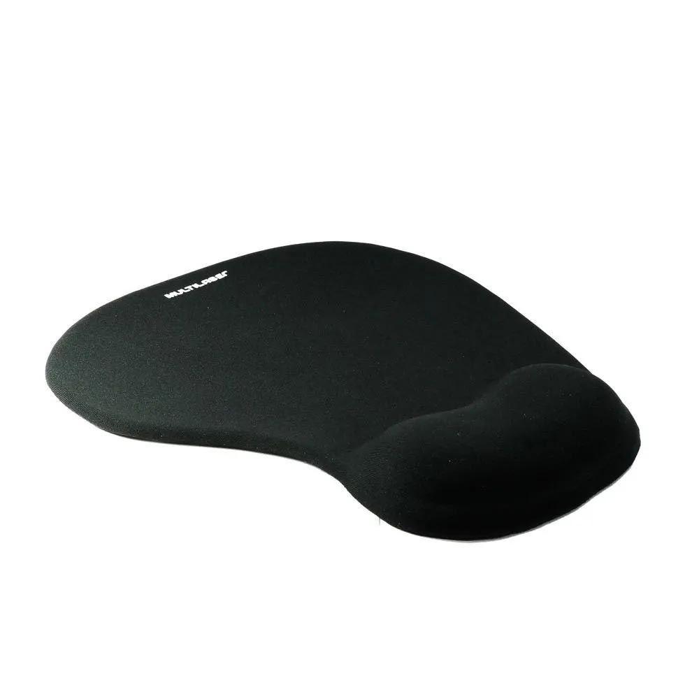 Mousepad com descanso Multilaser