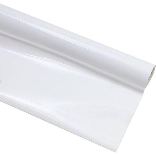 Papel adesivo branco 45cmx10m Contact
