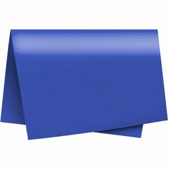 Papel colorset 48x66 azul Rst