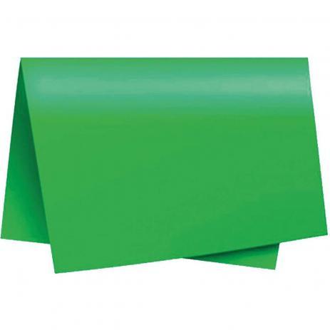 Papel colorset 48x66 verde Rst
