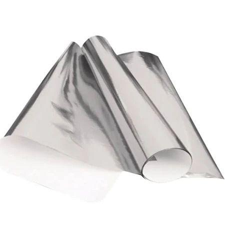 Papel laminado 48x60 prata Rst
