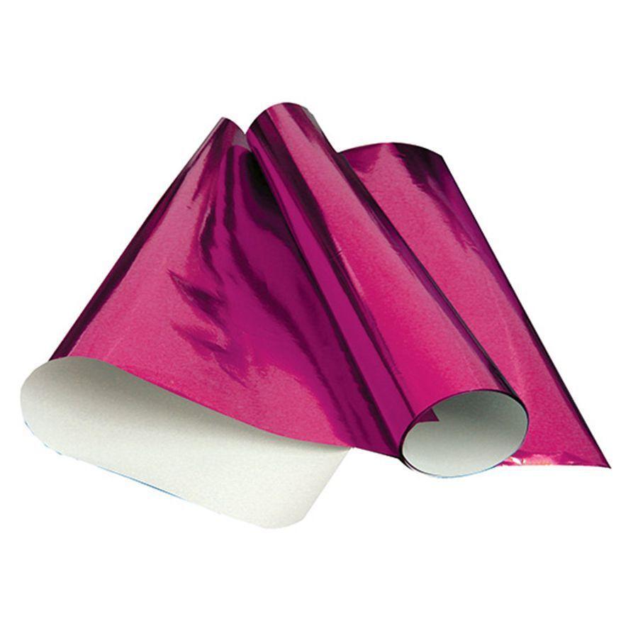 Papel laminado 48x60 rosa Rst