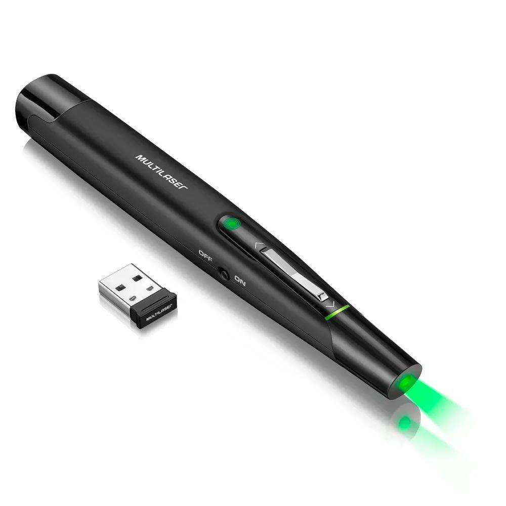 Passador slide com laser AC278 Multilaser