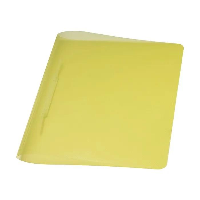 Pasta grampo trilho amarelo  New Line Dello
