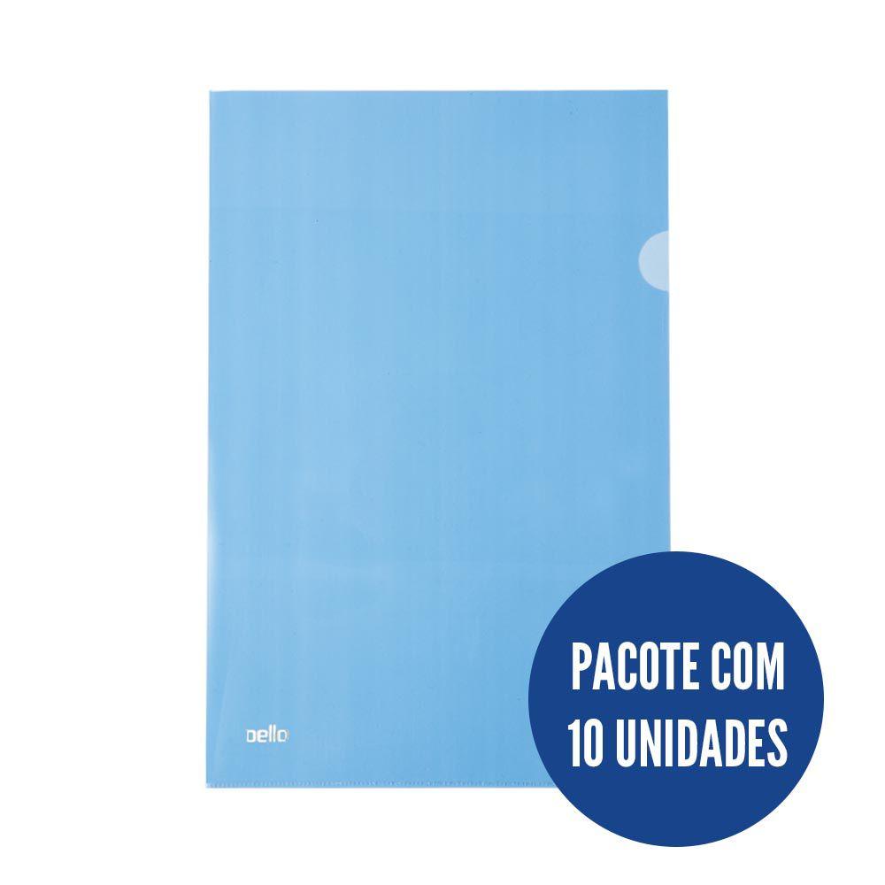 Pasta L 10 un Azul Dello