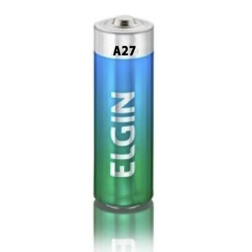 Pilha A27 1 un Elgin