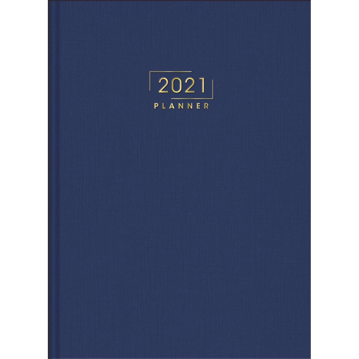 Planner semanal 2021 costurado 80 fls Lume M5 Tilibra