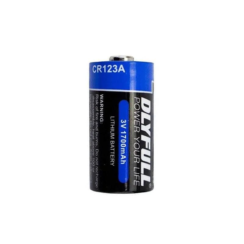 10pcs Bateria Pilha 3v Cr123a Photo Original Power Blister