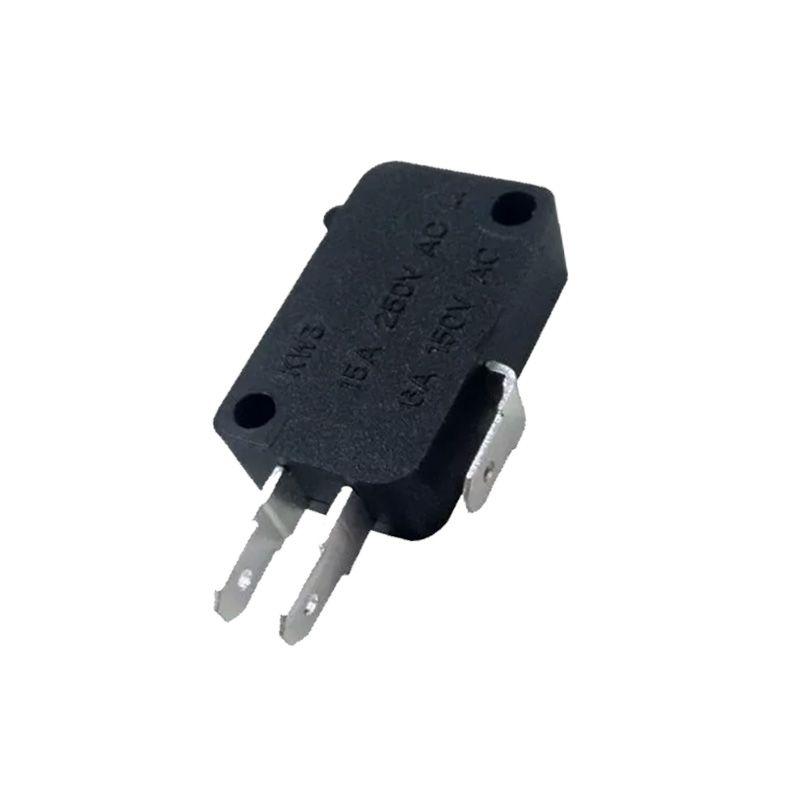 10pcs Chave Micro Switch Fim De Curso Sem Haste Na Nf