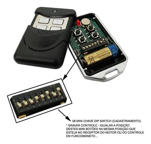 10pcs Controle Remoto Porta Aco Mega Atron Novo