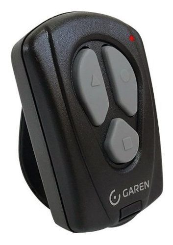 10pcs Controle Remoto Portão Garen Original Motor Portão