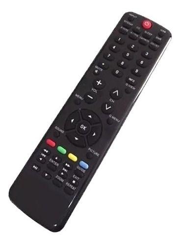 10pcs Controle Remoto Tv Led 32 Hbuster Hbtv Modelo 32l05hd