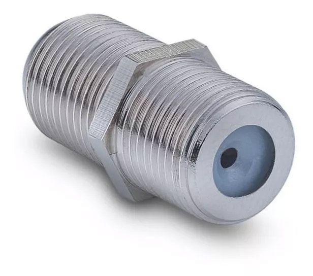 10pcs Emenda Conector Pacote Cabo Coaxial Rg59 Rg06