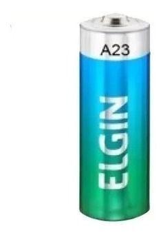 10pcs Pilha Bateria Elgin Original 12v A23 Controle Alarme