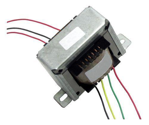 Transformador Trafo 9+9v 5a Bivolt Eletronica