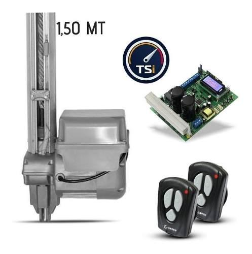 Motor Portão Eletrônico Basculante Tsi 1/2hp Garen Rápido 6s