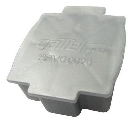 Mancal Peccinin Nylon P/ Motor Basculante Gatter 1400