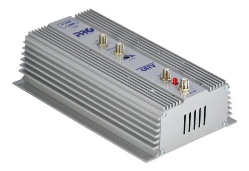 Amplificador Sinal Tv Digital Coletiva 35db Proeletronic Hd