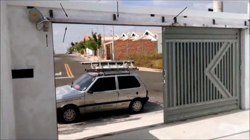 Motor De Portão Garen Deslizante Fuso Dz Duo Braço 3,25mts