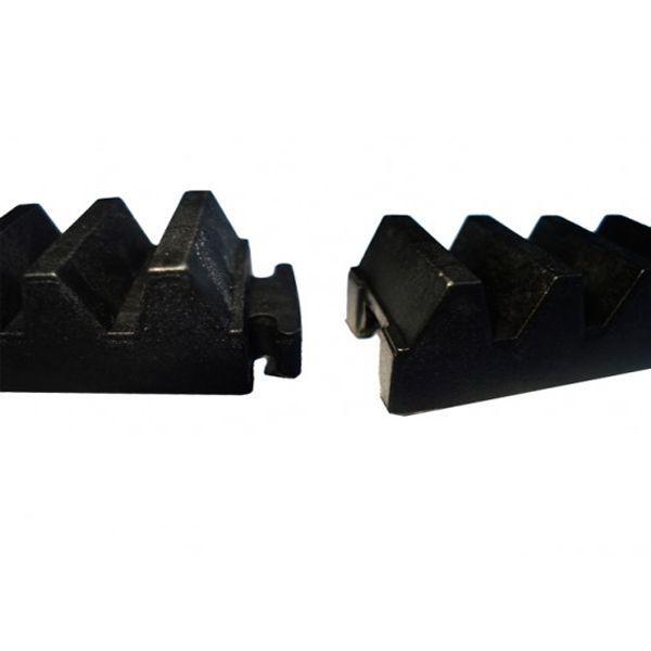 14pcs Gomo Peccinin Dz Gatter Dz Light Dz Super Nylon Original Para Cremalheira 30cm 14 Unidades De 30cm Total 4,20mts