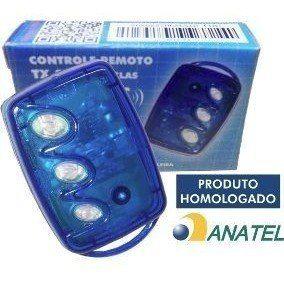 15pcs Controle Remoto Linear Original Tx Hcs 433 Mhz Tx 3t-b