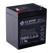03pcs Bateria 12v 5ah Bb Battery Nobreak Sms Apc Bp5-12