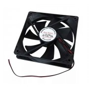 10pcs Ventilador Cooler Ventoinha Fan 120x120x25mm 12v
