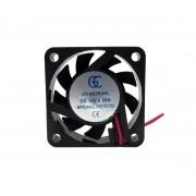120pcs Ventilador Cooler Ventuinha Gc 40x40x10mm 12v Fan